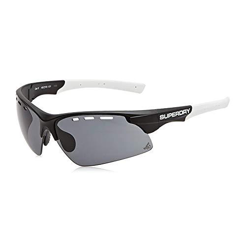 Superdry unisex gafas de sol SDS Sprint, 100, 62
