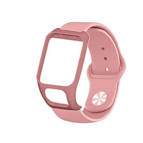Armband Armband für Tomtom 2 3 Runner Spark Ersatz Armband für Tomtom Runner 2 3 / Tomtom Adventurer Uhrenarmband Uhrenarmband Zubehör (Pink)