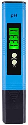 Leslaur Digital Meter Calibration Digital Pocket Pocket Meter Tester Multímetro para el acuario de agua potable