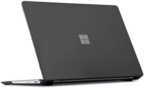 mCover Hard Shell Case for 13.5-inch Microsoft Surface Laptop 2 and 3 Computer (** Not for 13.5' Surface Book **) (13.5' Surface Laptop with Metal Keyboard, Black)