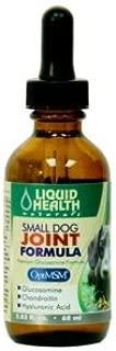 Liquid Health Small Dog Joint Formula Drops 2.03 oz Liquid