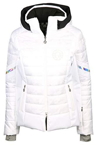 Sportalm Damen Steppjacke Größe 36 EU Weiß (weiß)