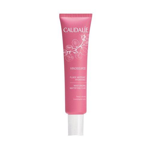 CAUDALIE Vinosource Fluide matifiant Hidratante, 40 ml