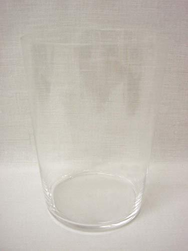 Dkristal Lote 6 Vasos Sidra Cristal Transparente Fino Oviedo 500ML