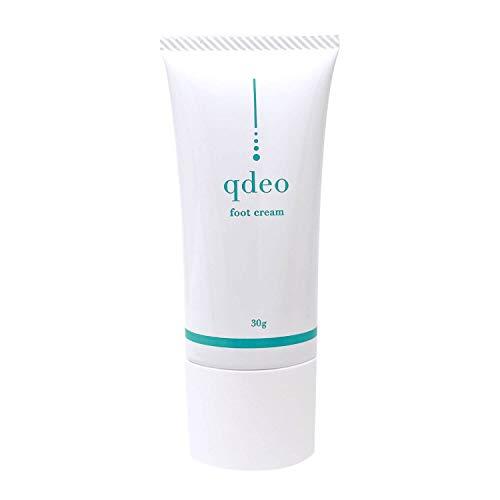 クデオ 足の臭い対策クリーム 30g 足臭消臭 足用 デオドラント 制汗剤 フットクリーム (医薬部外品)