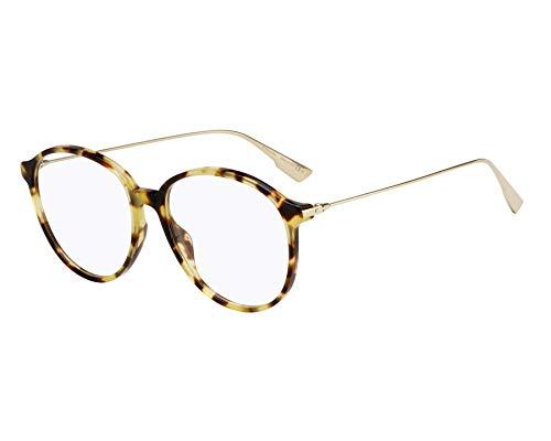 Christian Dior Brille (DiorSightO2 SX7) Acetate Kunststoff - Metall havana hell - gold