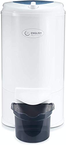 English Electric Gravity Drain Spin Dryer 28009WP 5.2kg