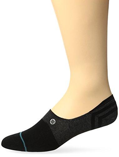 Stance Gamut Super Invisible Socks - Black Large