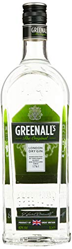 Greenall's Gin London Dry Gin (1 x 1 l)