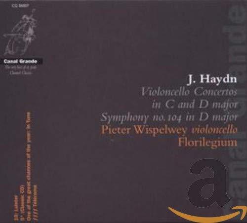 Violoncello Concertos/Sinf.104