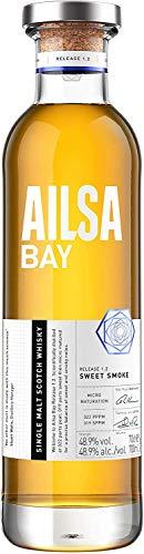 Ailsa Bay SWEET SMOKE Single Malt Scotch Whisky Release 1.2 48,9% Volume 0,7l Whisky