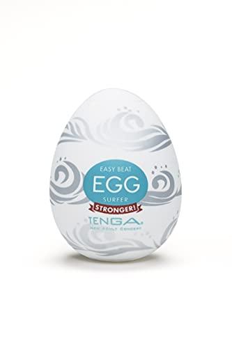 4. Huevo Tenga EGG Cloudy (Purple)
