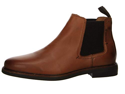 Salamander Herren SARATO Chelsea Boots, Braun (Cognac 64), 41 EU