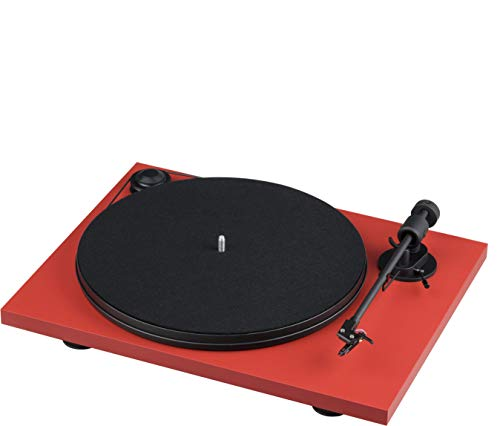 Tocadiscos Pro-Ject Normal Normale Rojo