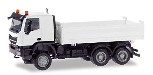 herpa 095327 – Mercedes Benz Atego 13, Ziegler Z-Cab Feuerwehrauto, Cars, Rotes Miniatur Auto, Modellbau, Miniaturmodelle, Sammlerstück, Kunststoff - Maßstab 1:87