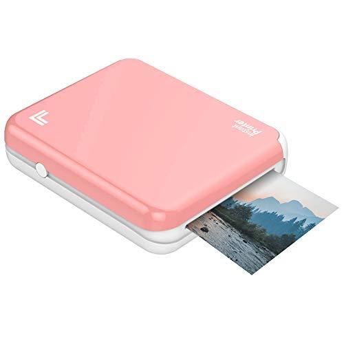 "Cheap Sharper Image Wireless Portable Instant Photo Printer, 3"" x 3"" | Premium Quality 4Pass Col..."