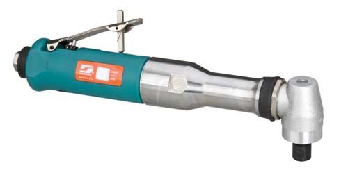 Dynabrade 54363 Extended Right Angle Die Grinder, 0.7 HP