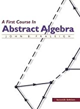 A First Course in Abstract Algebra 7th (seventh) edition