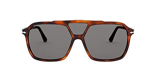 Persol 0PO3223S Gafas de sol, Tortoise Brown, 59 para Hombre