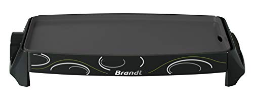 Brandt  Plancha lectrique PLA1322N  2200 W - Thermostat...