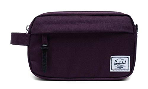 Herschel Chapter Carry On Travel Kit Blackberry Wine