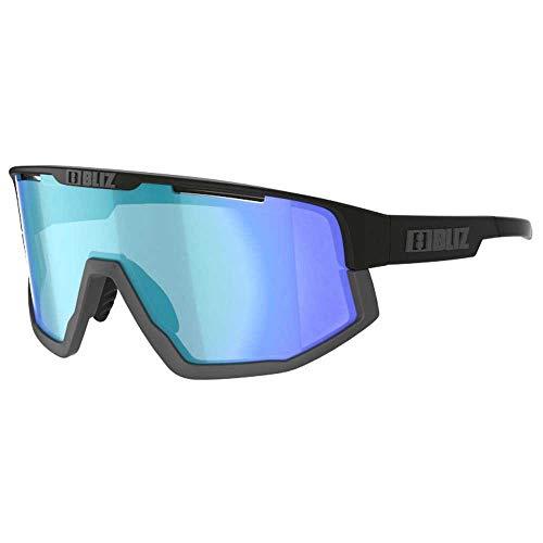 Bliz Fusion Nordic Light Sportbrille, matt Black/orange Blue