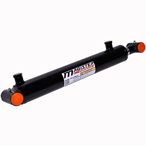 Hydraulic Cylinder Welded Double Acting Cross Tube (2x18)