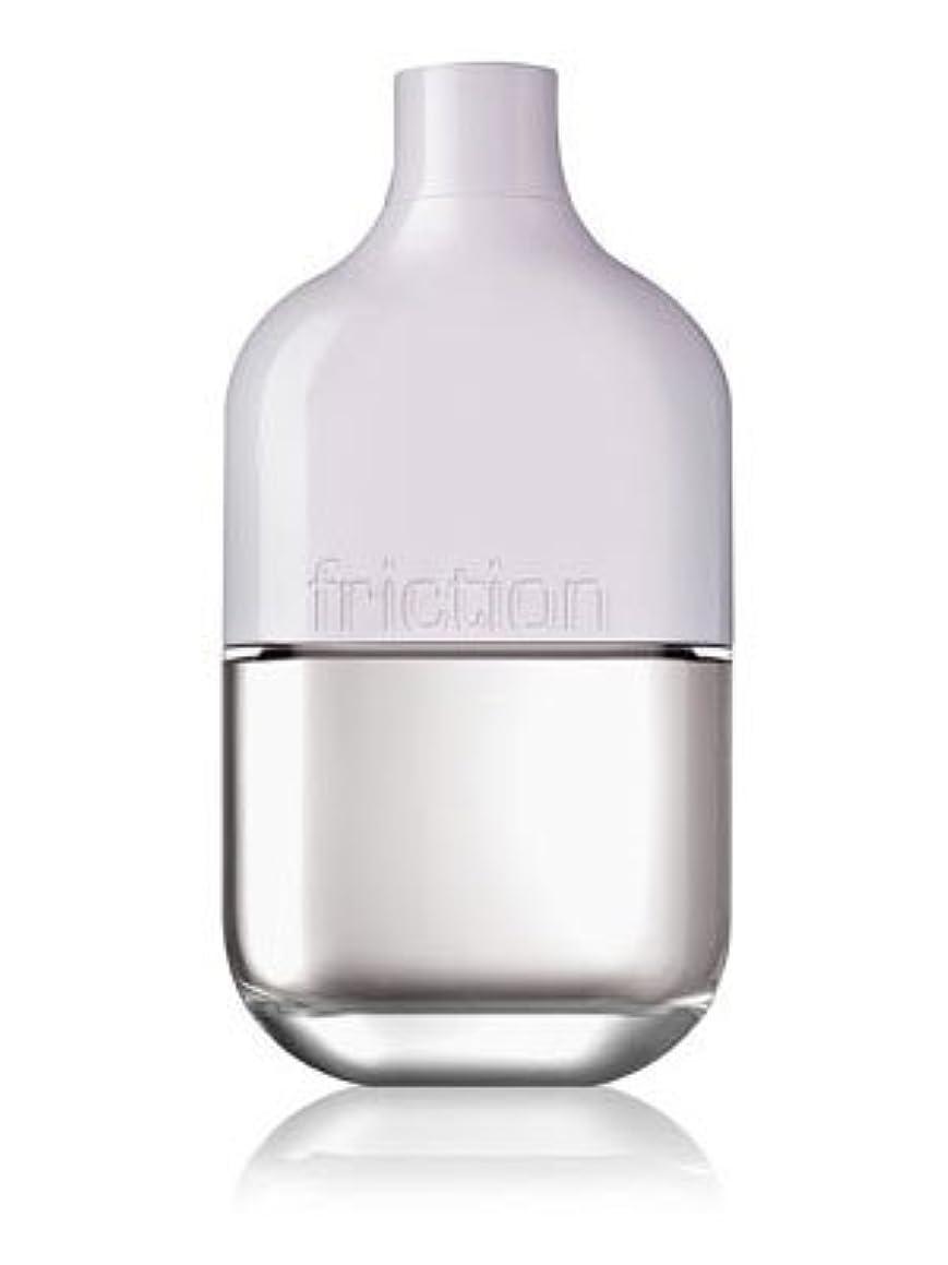 流行している順応性のある骨の折れるFCUK Friction Him (FCUK フリクション ヒム) 3.4 oz (100ml) EDT Spray by French Connention