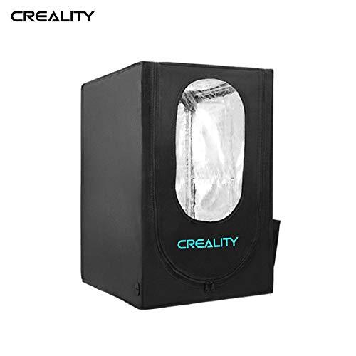 Aibecy Creality 3D-printer afdekhoes stofhoes vuurvast vlamvertragend voor Ender-3/Ender-5/Ender-5S/CR-10/CR-10S/CR-10S4/CR-10S5/CR-10 V2/CR20/CR-5S/CR-3040S S