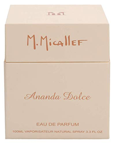 M.Micallef Ananda Dolce Femme/Woman, Eau de Parfum Spray, 100 ml