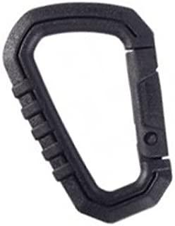 ASP Mini Polymer Carabiner, Black