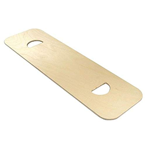 Therafin SuperSlide Wooden Transfer Board with Side Hand Holes,81077031