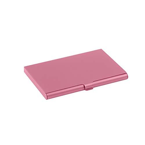 Organizzatore di biglietti da visita Scatola di identificazione del portafoglio del portafoglio del portafoglio del portafoglio del portafoglio del portafoglio del portafoglio del portafoglio di ident