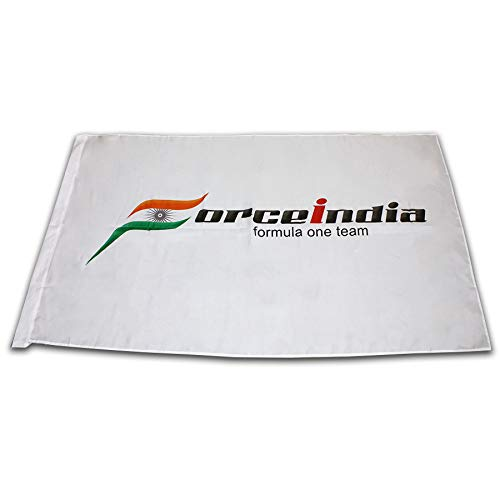 Master Lap Bandera Sahara Force India