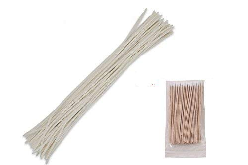 360 Tactical Gas Tube Pipe Cleaners 12 inches Long 100 Pieces And Get Free 100 Piece Of 6 Inch Cotton Swabs