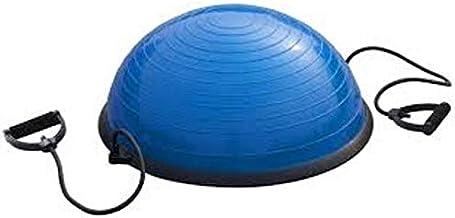 كرة التوازن لتمارين المقاومة في الرياضة واليوغا لتمطيط العضلات