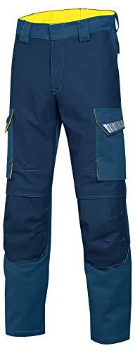 Uvex Arbeitshose Protection Metal 8935 - Flammhemmende Bundhose, Gr. 42-110