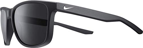 Nike Essential Endeavor SE EV1117, Injected Sonnenbrille, matt, Gunsmoke/Dark Grey Unisex Erwachsene, mehrfarbig, Standard
