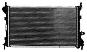 02 ford focus radiator - 3