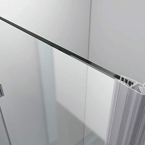 Ersatzteile - Duschtür/Duschkabine (Gilt nur, um den Unterschied auszugleichen)