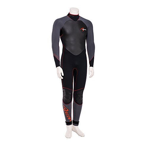 Ascan Style Thermo 5.5/4mm Herren Neoprenanzug Surfanzug Windsurfen (106)