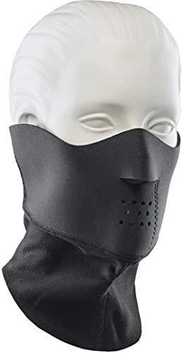 Held Hals- und Gesichtsschutz - Farbe: SCHWARZ, Größe: L