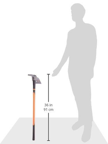 TRUPER TP-5F 5 lb Pick-Mattock, Fiberglass Handle