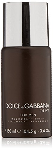 Dolce & Gabbana The One for Men 150 ml Deodorant Spray, 1er Pack (1 x 150 ml)