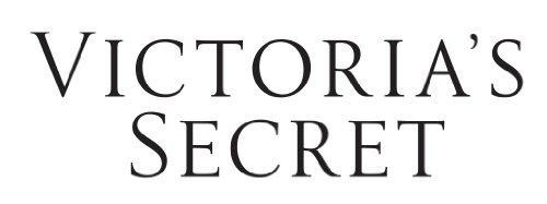 White Victorias Secret Logo Window Sticker