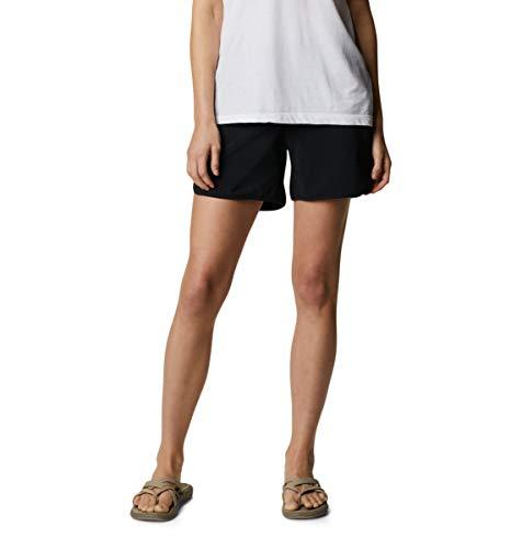 Columbia Women's Pleasant Creek Stretch Short, Black, Medium x 3