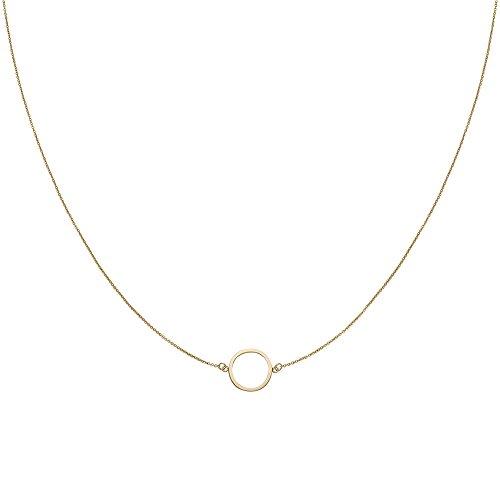 CLUSE Damen-Halskette aus Choker Messing CLJ21002