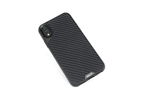 Mous - Protective Case for iPhone XR - Limitless 2.0 - Aramid Fiber - Screen Protector Included