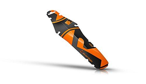 tretwerk DIREKT gute Räder RIE:sel rit:ze Schutzblech hinten, Orange