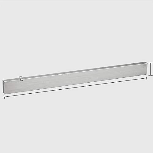 Guoz Barra magnética Soporte para Cuchillos,Sostenedor de Cuchillo magnetico Fuerte Amplia Tira de Cuchillo Barra de Cuchillo y Organizador de Herramientas magnetico